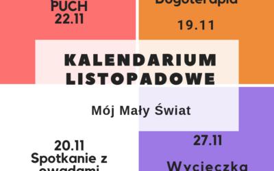 KALENDARIUM LISTOPADOWE