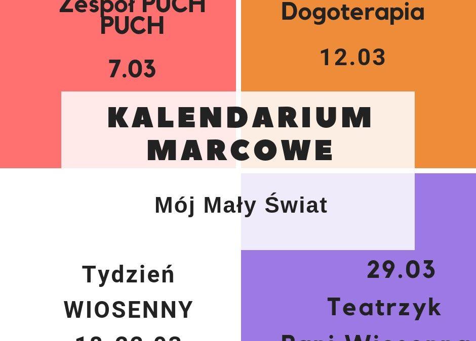 KALENDARIUM MARCOWE